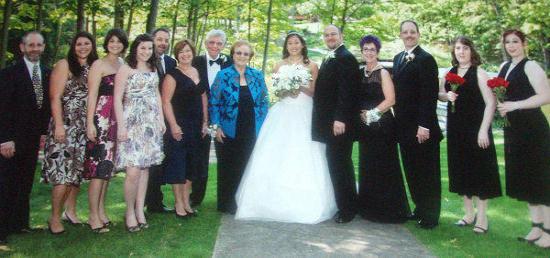 Chang klausner wedding