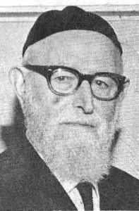 Rabbi Israel Porath